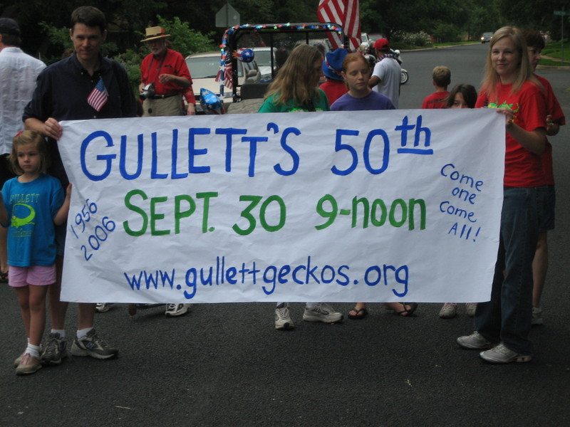 Gullett 50th Anniversary Celebration Coming
