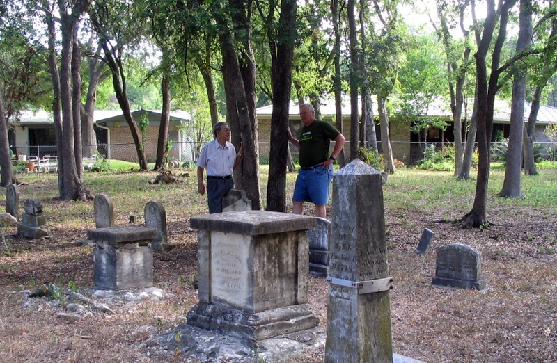 One Square Acre … Family Graveyard … Reserved Forever
