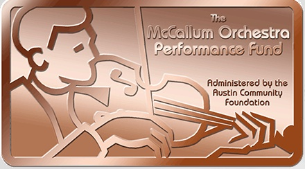 McCallum High School Concert, November 9th