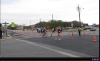 1st place at mile 17