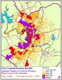 City council election results