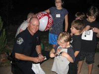 Officer Gentry, 5700-5800 Wynona & Shoalwood NNO