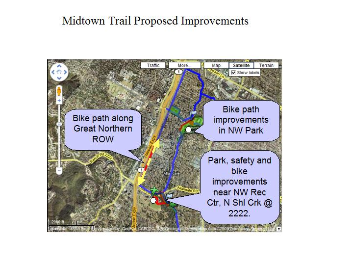Midtown Trail Project