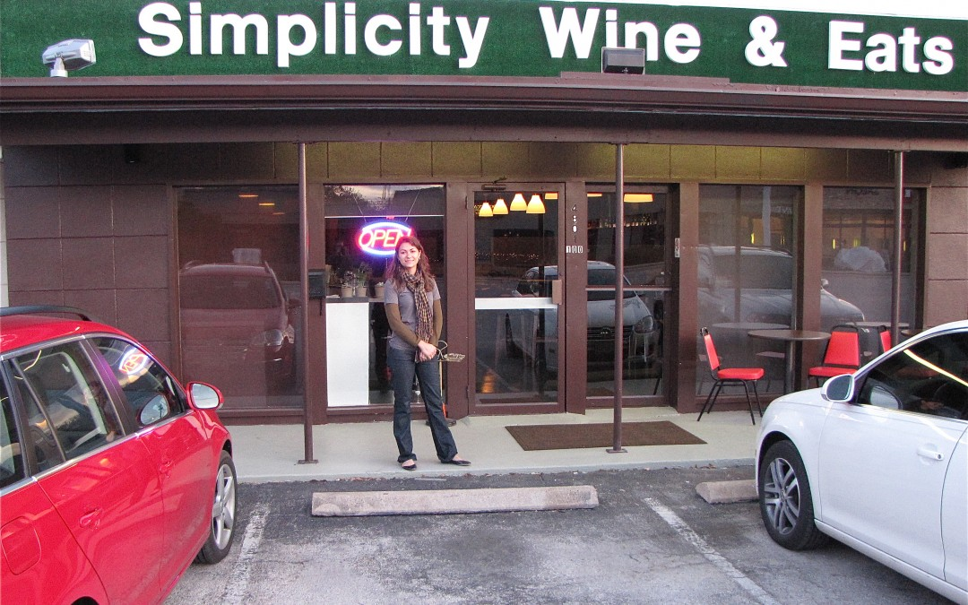 Simplicity Wine & Eats Open for Business