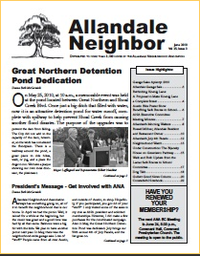 June newsletter cover small