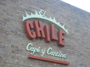 Chile Cafe y Cantina on 3435 Greystone