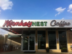 Monkey Nest Coffee, 5350 Burnet Rd