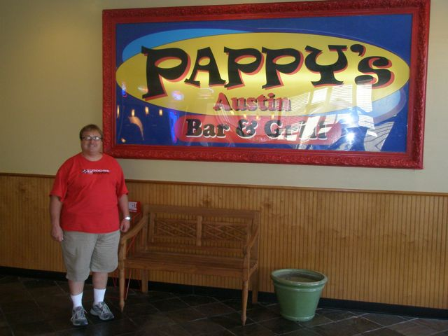 Pappy's Bar and Grill is now open!