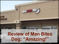Restaurant Review: Man Bites Dog