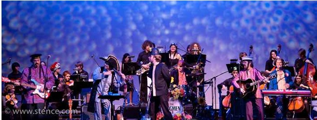 The Eggmen and McCallum Fine Arts Academy Orchestra Join Forces Again In The Beatles Classically with Full Orchestra