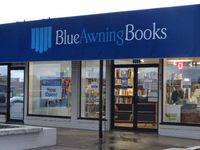 Blue Awning store front