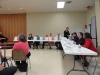 North austin candidate forum 2