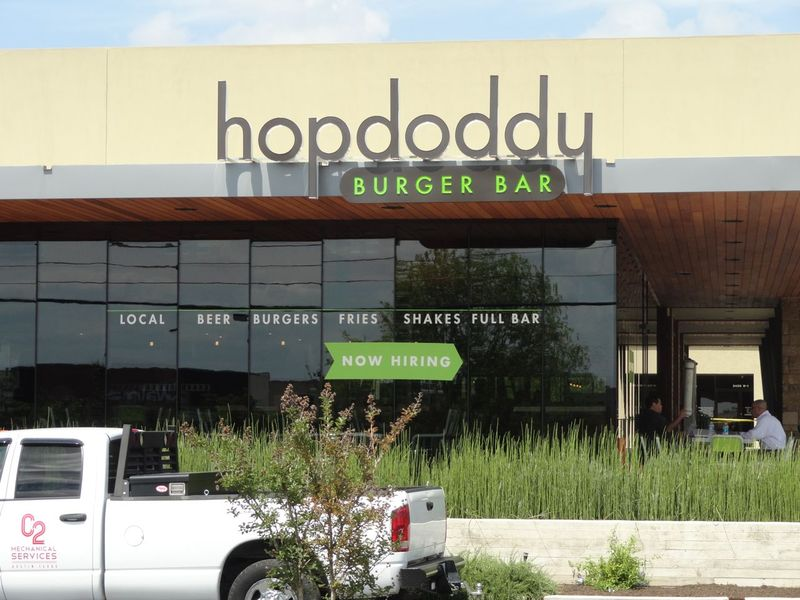 Hopdoddy's on Anderson is open
