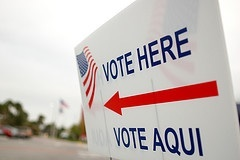 Early voting starts today, October 22, 2012