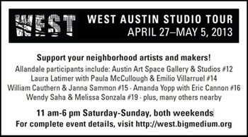 West austin gallery tour