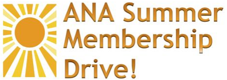 Summertime is a Great Time to Join ANA